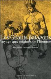 Les Geants Patagons - Couverture - Format classique