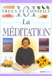 La méditation - Couverture - Format classique