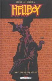 Hellboy - histoires bizarres t.1 - Intérieur - Format classique