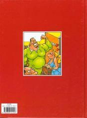 L'Etoffe Des Zeros T.1 - 4ème de couverture - Format classique
