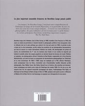 Dorothea Lange : Photographies D'Une Vie - 4ème de couverture - Format classique