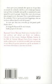 Ciseaux - 4ème de couverture - Format classique