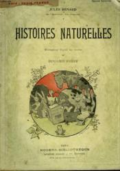 Histoires Naturelles. Collection Modern Bibliotheque. - Couverture - Format classique