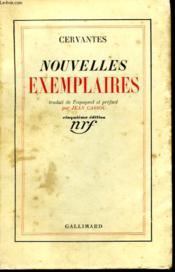 Nouvelles Exemplaires. - Couverture - Format classique