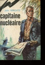 Capitaine Nucleaire - Couverture - Format classique
