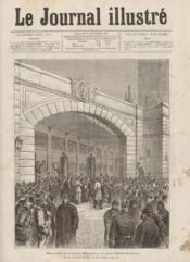 Journal Illustre (Le) N°47 du 21/11/1880 - Couverture - Format classique
