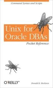 Vente livre :  Unix for Oracle DBA ; pocket reference  - Donald K Burleson