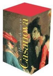 Histoire de ma vie t.1, t.2 et t.3 - Couverture - Format classique