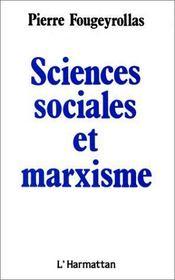 Sciences sociales et marxisme - Intérieur - Format classique