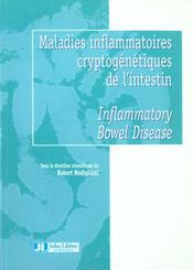 Maladies Inf Crypto Intestin - Intérieur - Format classique