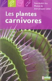 Les Plantes Carnivores - Intérieur - Format classique