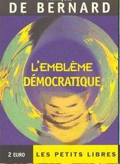 L'Embleme Democratique - Intérieur - Format classique