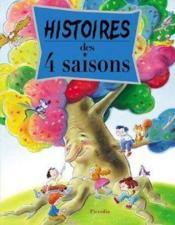 Histoires des 4 saisons - Couverture - Format classique