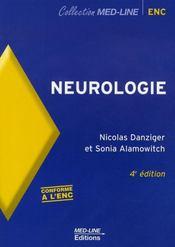 Neurologie (4e édition) - Intérieur - Format classique