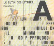 Le lutin des lettres - Intérieur - Format classique