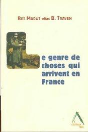Genre De Choses Qui Arrivent En France - Intérieur - Format classique