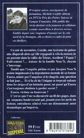 Motel Hiver Sur Le Trieux - 4ème de couverture - Format classique