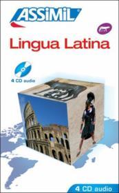 Lingua latin - Couverture - Format classique