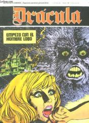 Dracula N° 44 Empezo Com El Hombre. Texte En Espagnol. Bande Dessinee Pour Adultes. - Couverture - Format classique