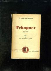 Tchapaev. - Couverture - Format classique