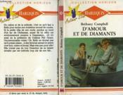D'Amour Et De Diamants - Spellbinder - Couverture - Format classique