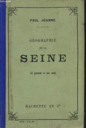 Geographie De La Seine - Couverture - Format classique