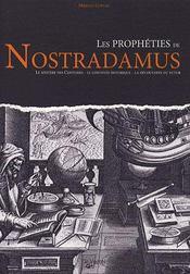 Propheties De Nostradamus (Les) - Intérieur - Format classique