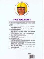 Tout buck danny t.5 ; pilotes de porte-avions - 4ème de couverture - Format classique