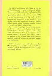 Tresor - 4ème de couverture - Format classique