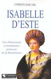 Isabelle D'Este - Intérieur - Format classique