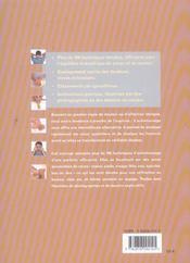 Automassage De Bien Etre - 4ème de couverture - Format classique