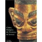 Chine : L'Enigme De L'Homme De Bronze - Couverture - Format classique