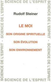 Moi - Son Evolution - Couverture - Format classique