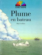 Plume En Bateau (Livre Anime) - Intérieur - Format classique