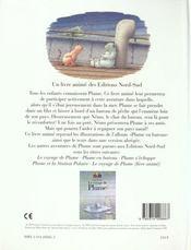 Plume En Bateau (Livre Anime) - 4ème de couverture - Format classique