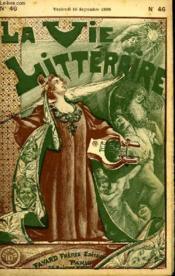 Sambre Et Meuse. La Vie Litteraire. - Couverture - Format classique