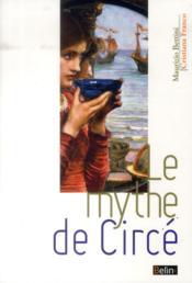 Le mythe de Circé - Couverture - Format classique
