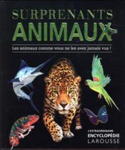 Vente livre :  Surprenants animaux  - Collectif