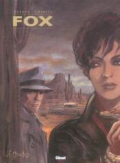 Fox ; intégrale t.5 à t.7 - Couverture - Format classique