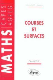 Courbes Et Surfaces - Intérieur - Format classique