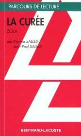 La curée ; d'Emile Zola - Intérieur - Format classique