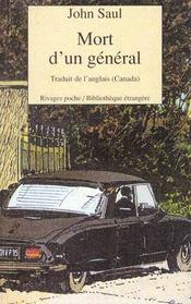 Mort d'un général - Intérieur - Format classique