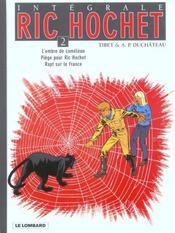 Ric Hochet ; INTEGRALE VOL.2 - Intérieur - Format classique