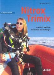 Nitrox-Trimix : Materiel Logiciels - Intérieur - Format classique