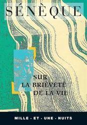 Sur La Brievete De La Vie - Intérieur - Format classique