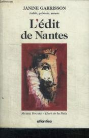 Lart De La Paix / Ledit De Nantes - Couverture - Format classique