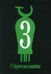L'Eprouvette T.3 - Couverture - Format classique