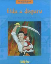Elda a disparu - Couverture - Format classique