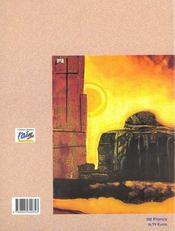 Revue Le Croquant N.29 - 4ème de couverture - Format classique