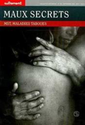 Maux secrets-mst, maladies taboues N°188 septembre 1999 - Couverture - Format classique